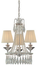 Minka-Lavery 3132-77 - 3 Light Mini Chandelier