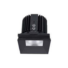 WAC Lighting HR-3LED-T918N-35BN Tesla LED 3-Inch Square Adjustable Trim 28-Degree Angle 3500K