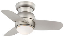 "Minka-Aire F510L-BS - SPACESAVER - LED 26"" CEILING FAN"