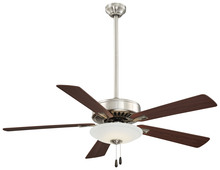 "Minka-Aire F656L-BN/DW - CONTRACTOR UNI-PACK - LED 52"" CEILING FAN"