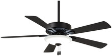 "Minka-Aire F656L-CL - CONTRACTOR UNI-PACK - LED 52"" CEILING FAN"